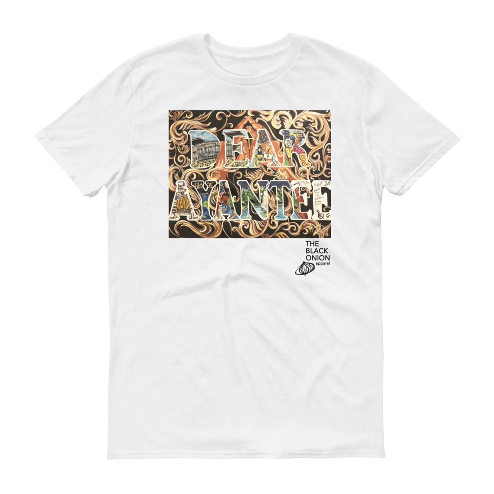 Image of DEAR AYANTEE | WHITE (SHORT SLEEVE)