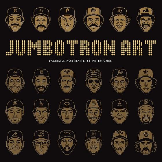 Image of JUMBOTRON ART Book