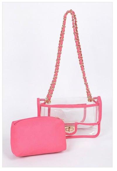 Image of Pool side pop purse