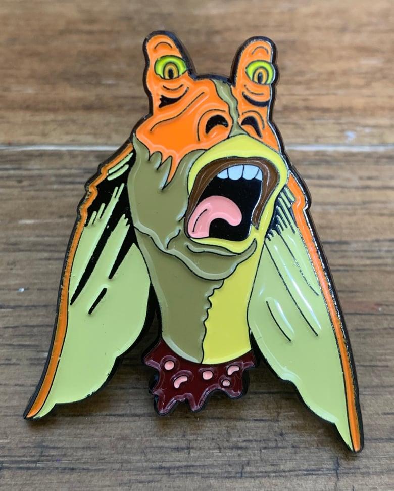 Image of Jar Jar Binks pin