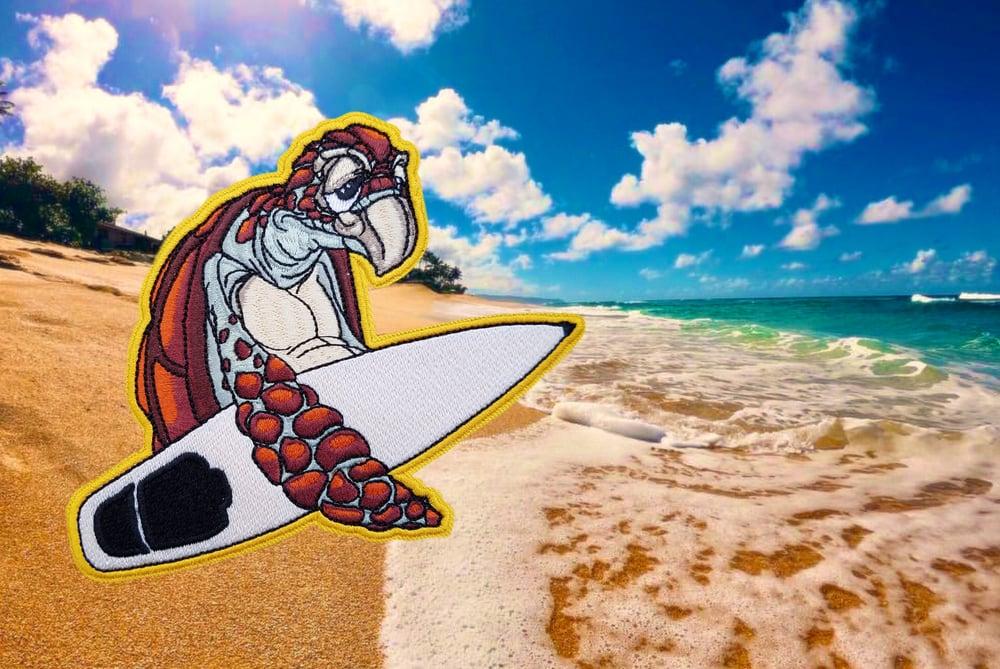"""Image of Clyde """"OG Surfer"""""""