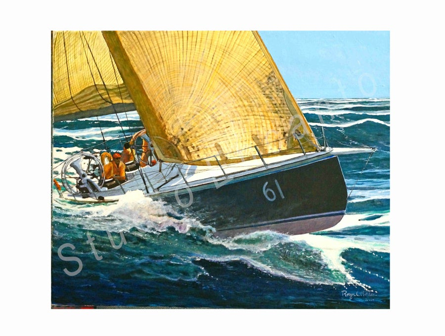 Image of Coming Through by Captain Roger C. Horton