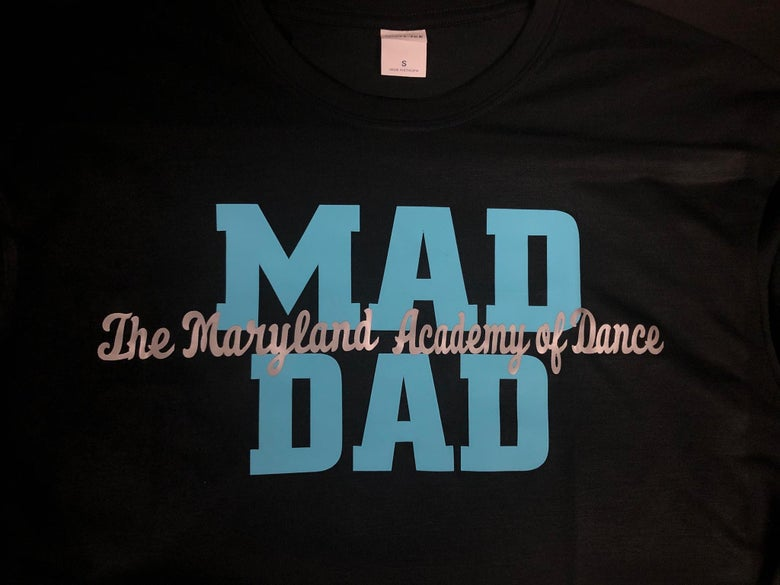 Image of MAD DANCE DAD Graphic Tee