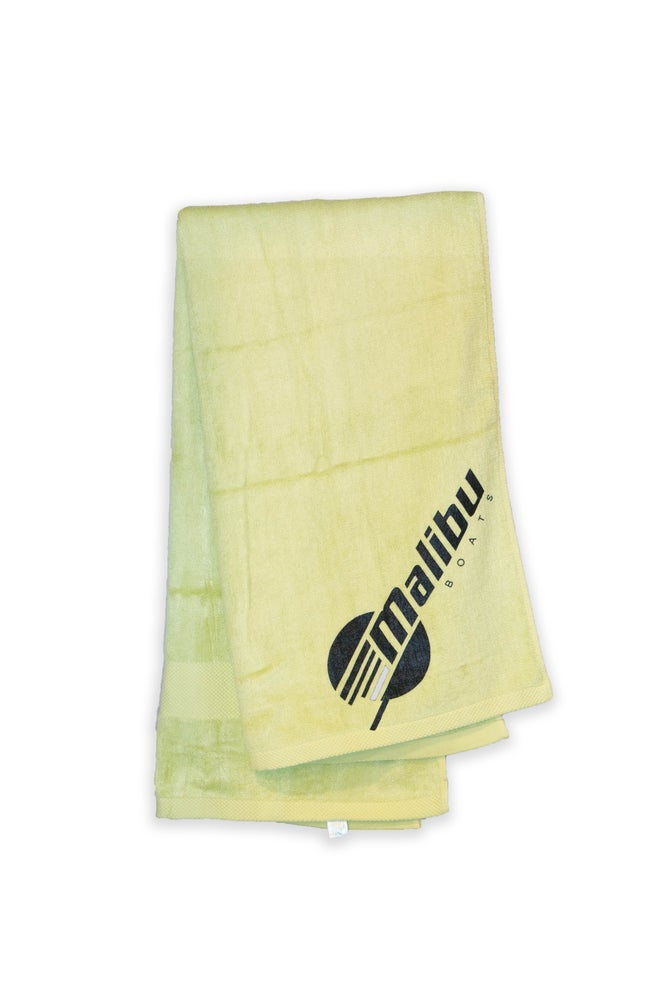 Image of Malibu Bamboo Towel - Lime
