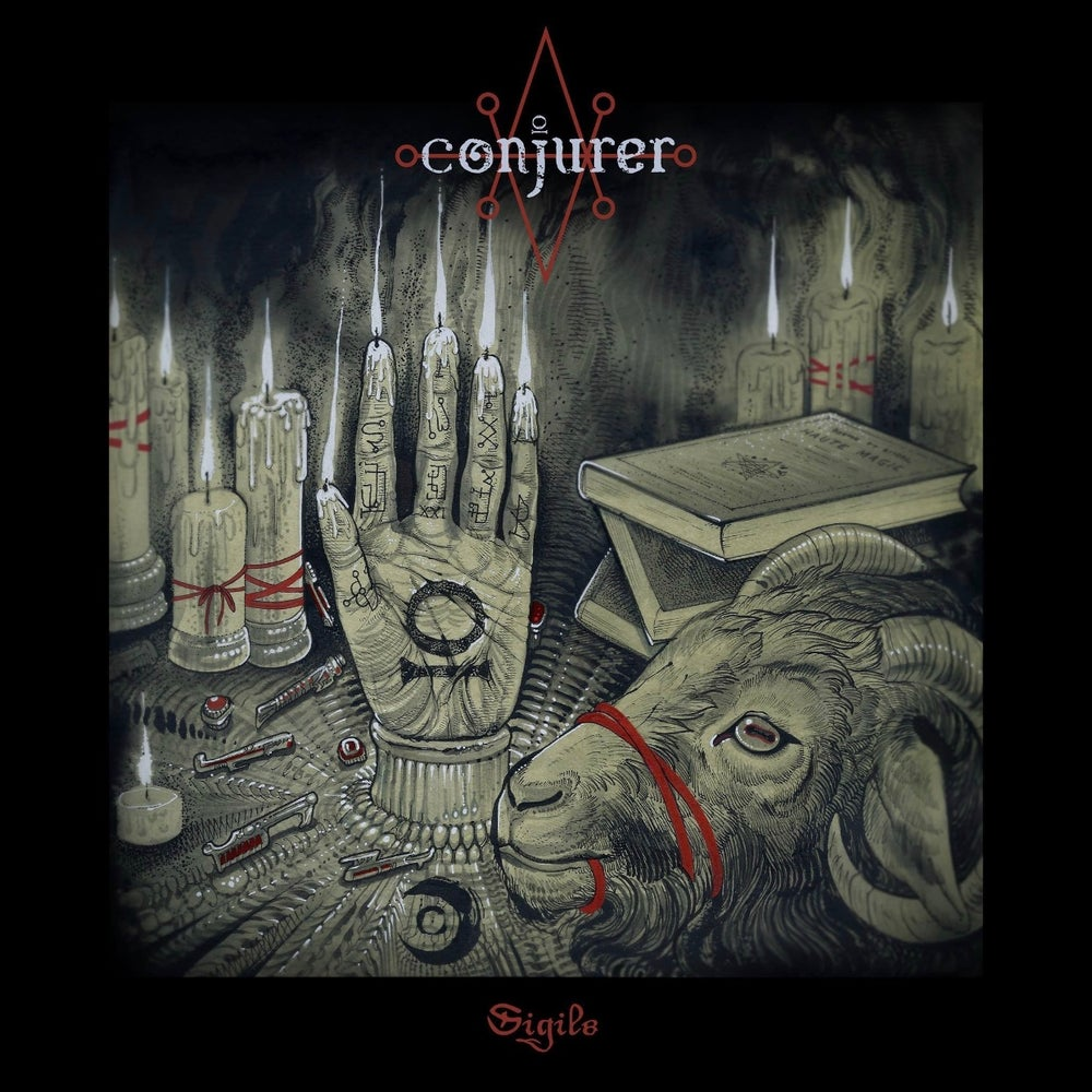 """Image of Conjurer """"Sigils"""" Cassette"""