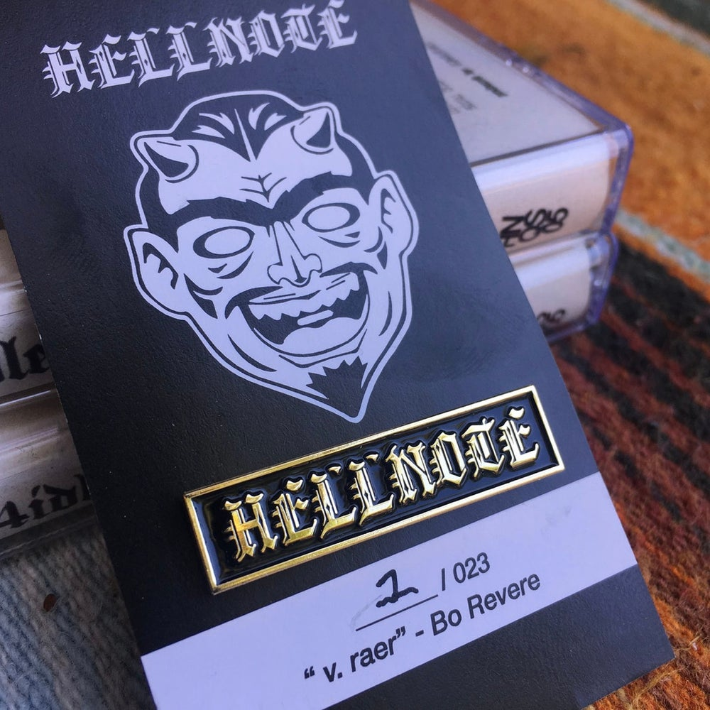 Image of HELLNOTE LAPEL