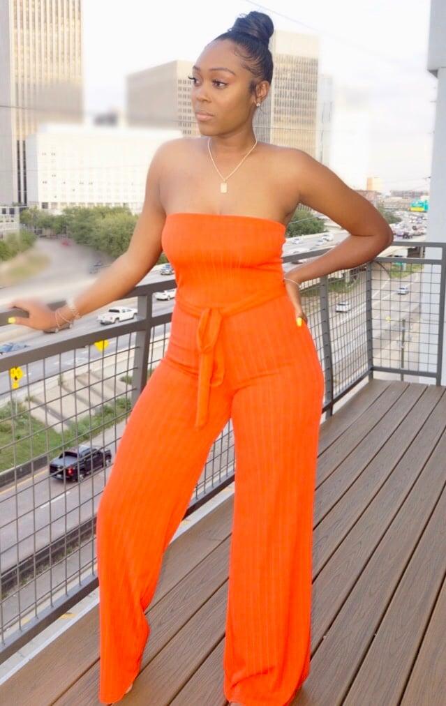 Image of Orange-tude Jumper