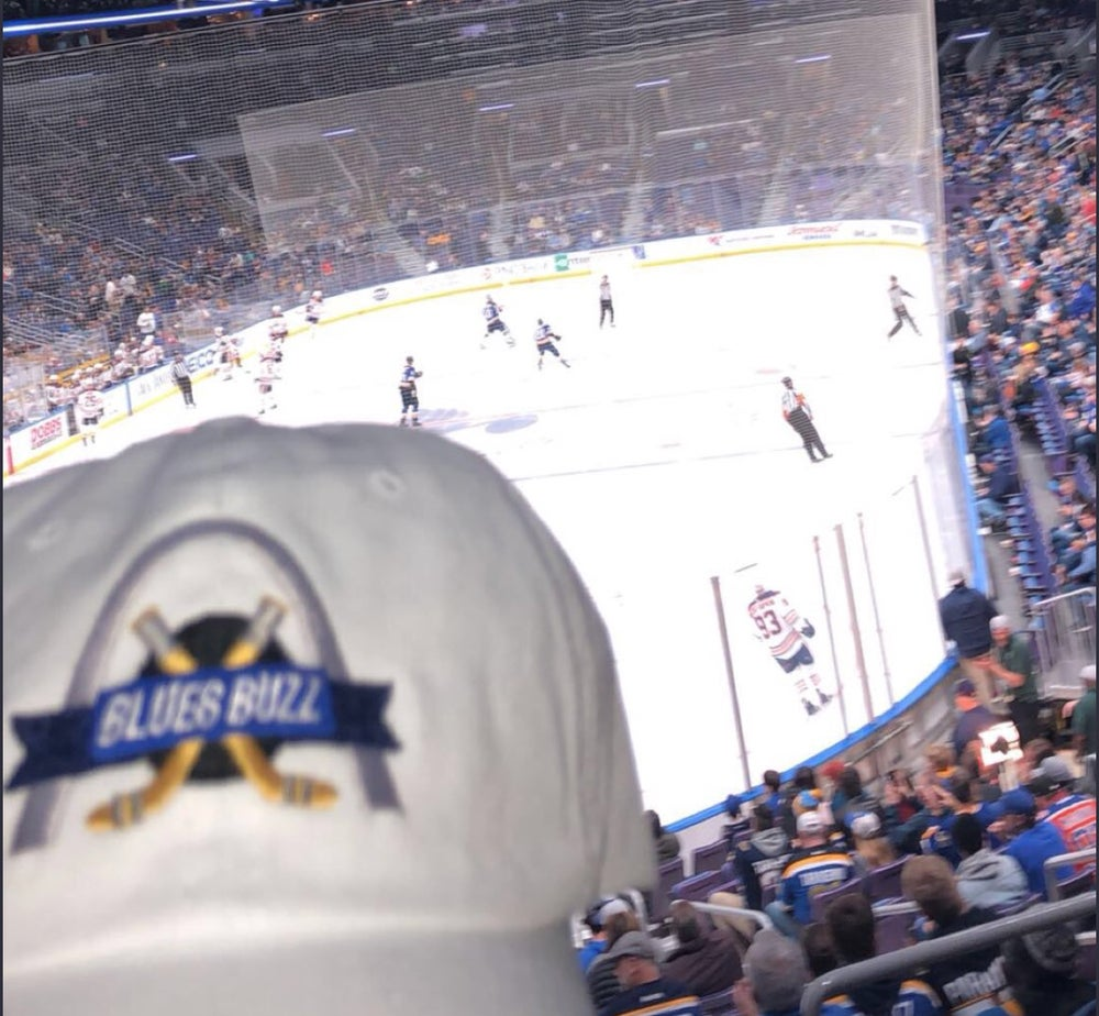 Image of Blues Buzz Hat