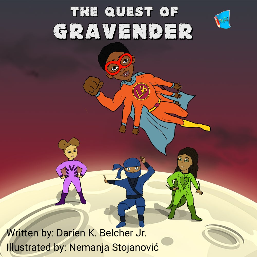 Image of The Quest of Gravender