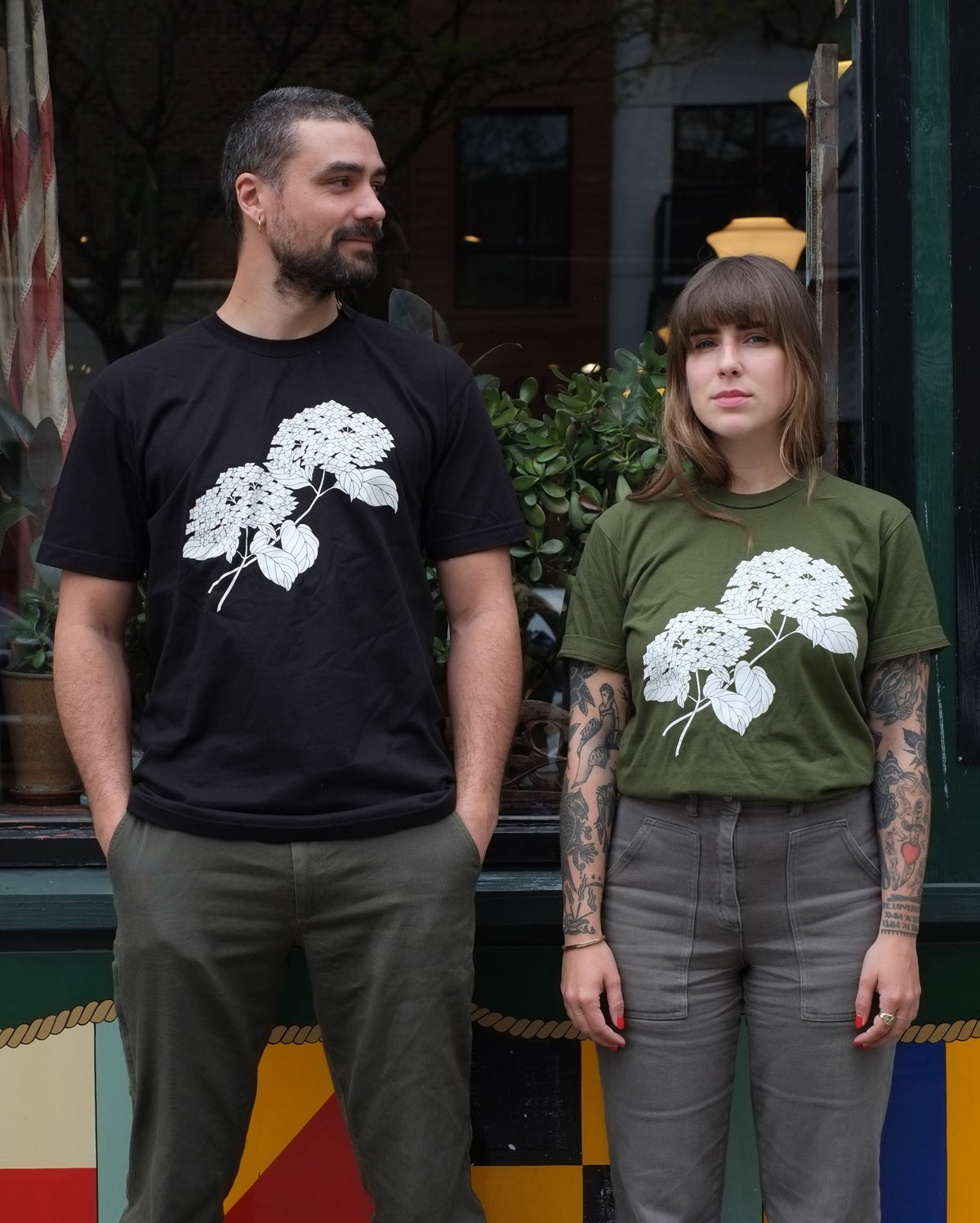 Image of Ortensia T-shirt
