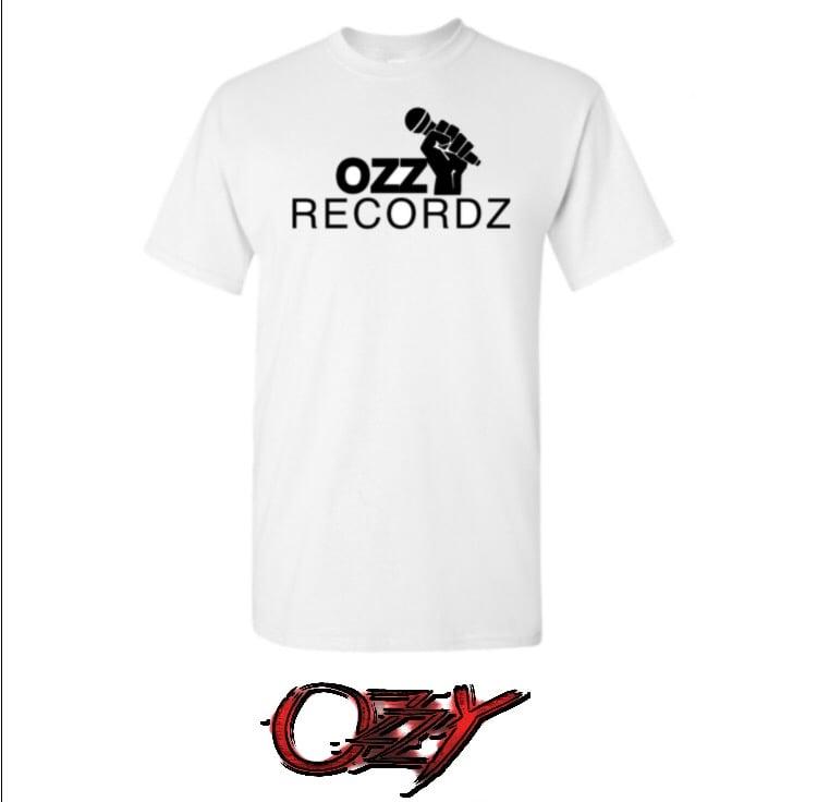 Image of Ozzy Recordz TShirt