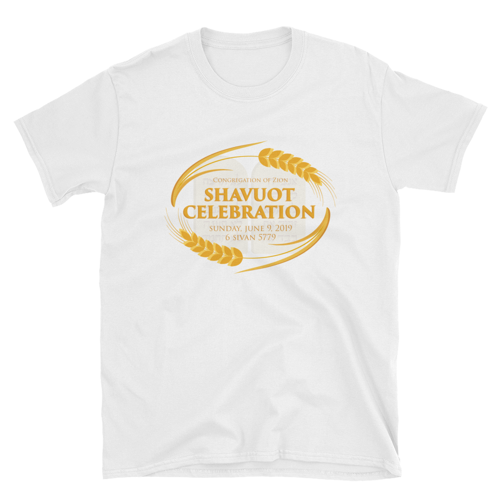 Image of Shavuot 2019 Tee