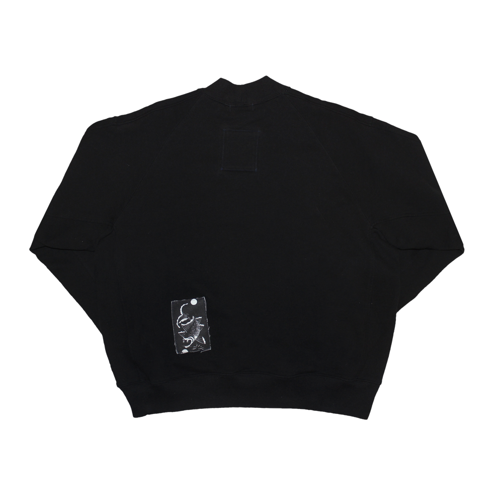 Image of Working class sweatshirt (Black)