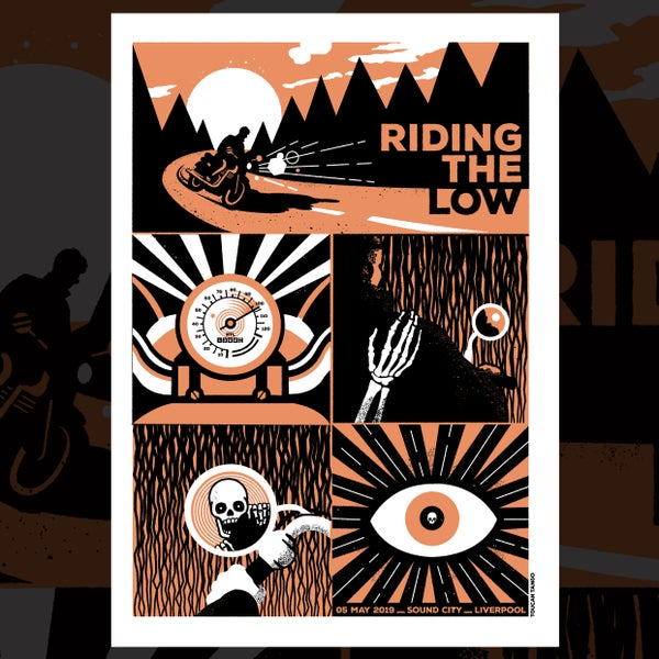 Image of Riding The Low - Sound City 2019
