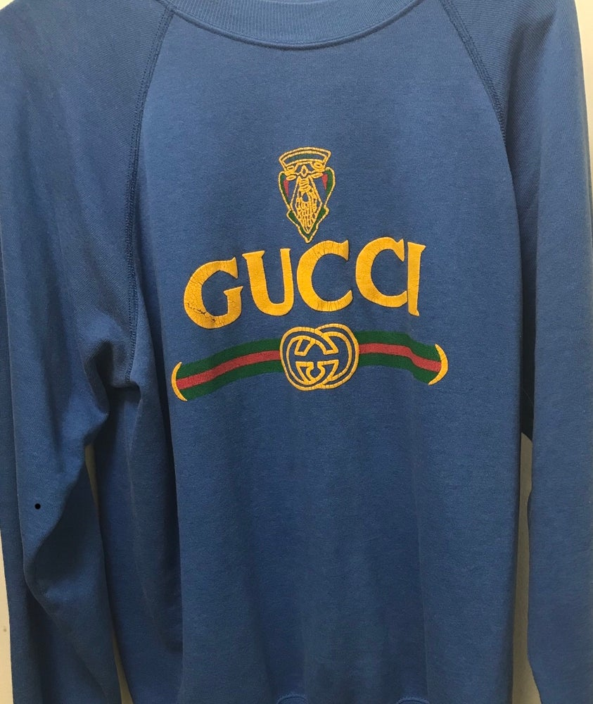 Image of 80s Gucci Crew Neck