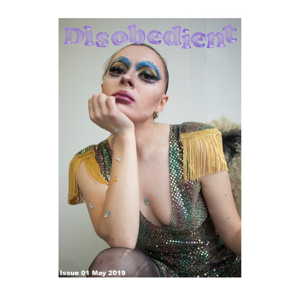 Image of Disobedient Magazine: Issue 01 DIGITAL
