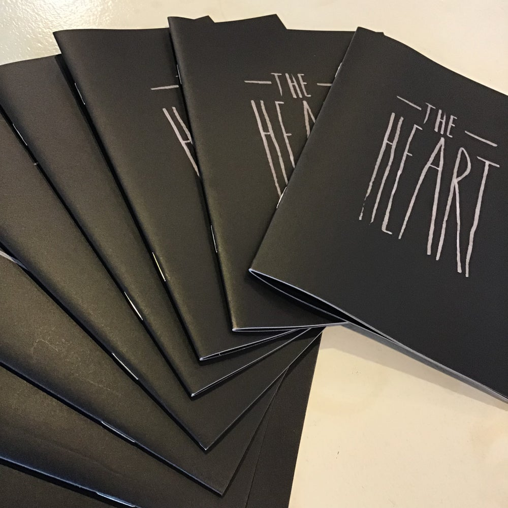 Image of THE HEART ZINE - SPRANKENSTEIN