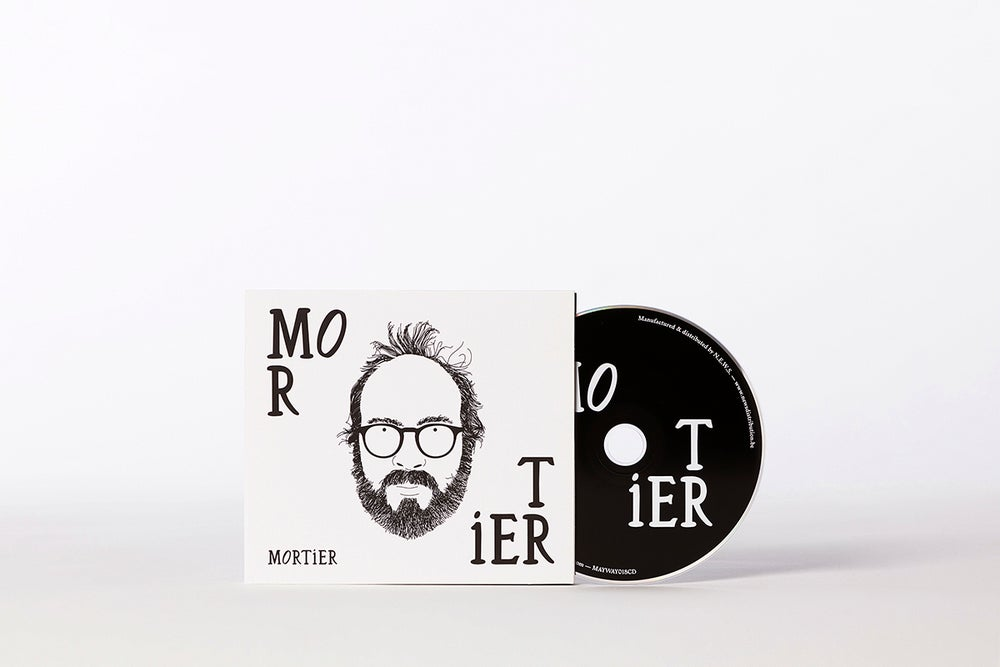 Image of Mortier / Mortier (CD)