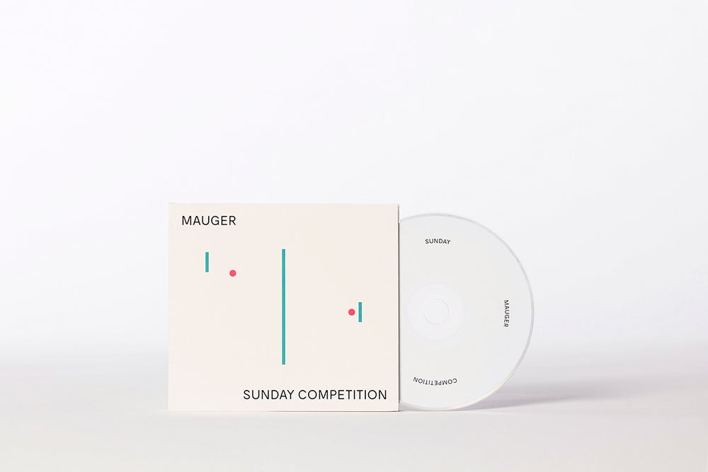 Image of MAUGER/Sunday Competition (CD)