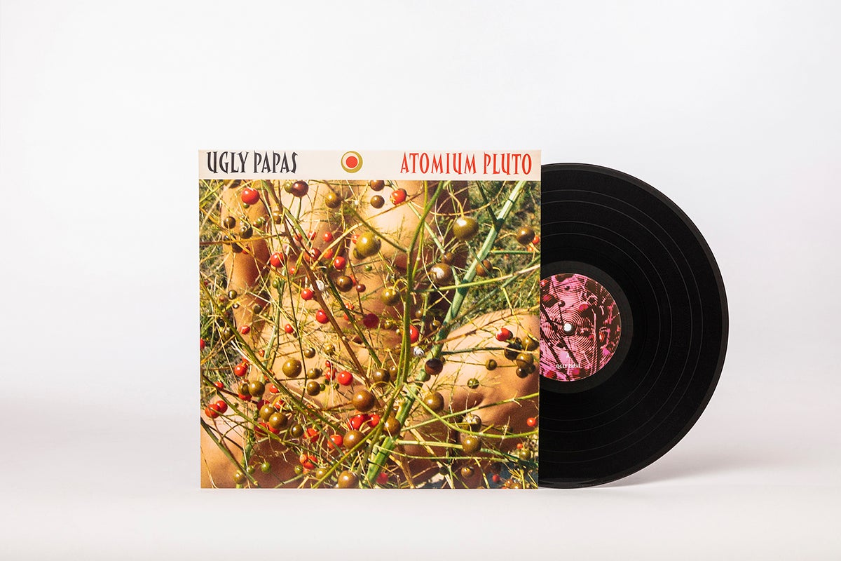 Image of Ugly Papas/Atomium Pluto (LP + download)