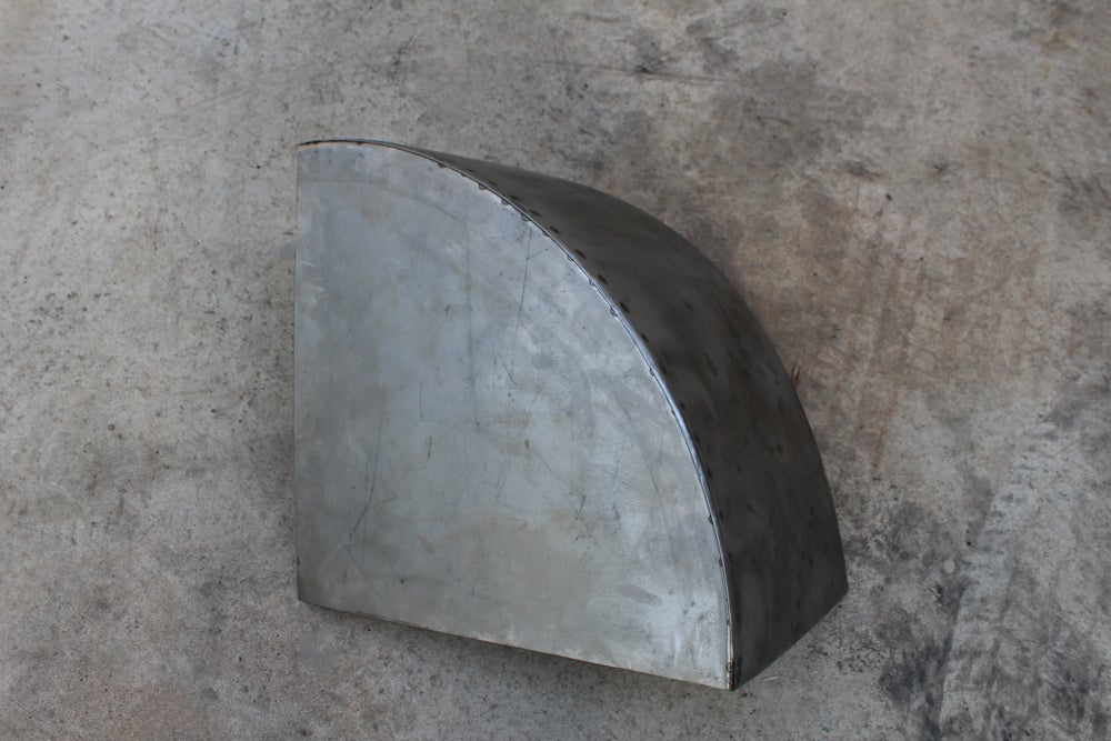 Tubbed Inner Front Wheel Arch