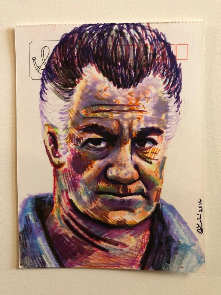 Image of Paulie Walnuts (Original Drawing)