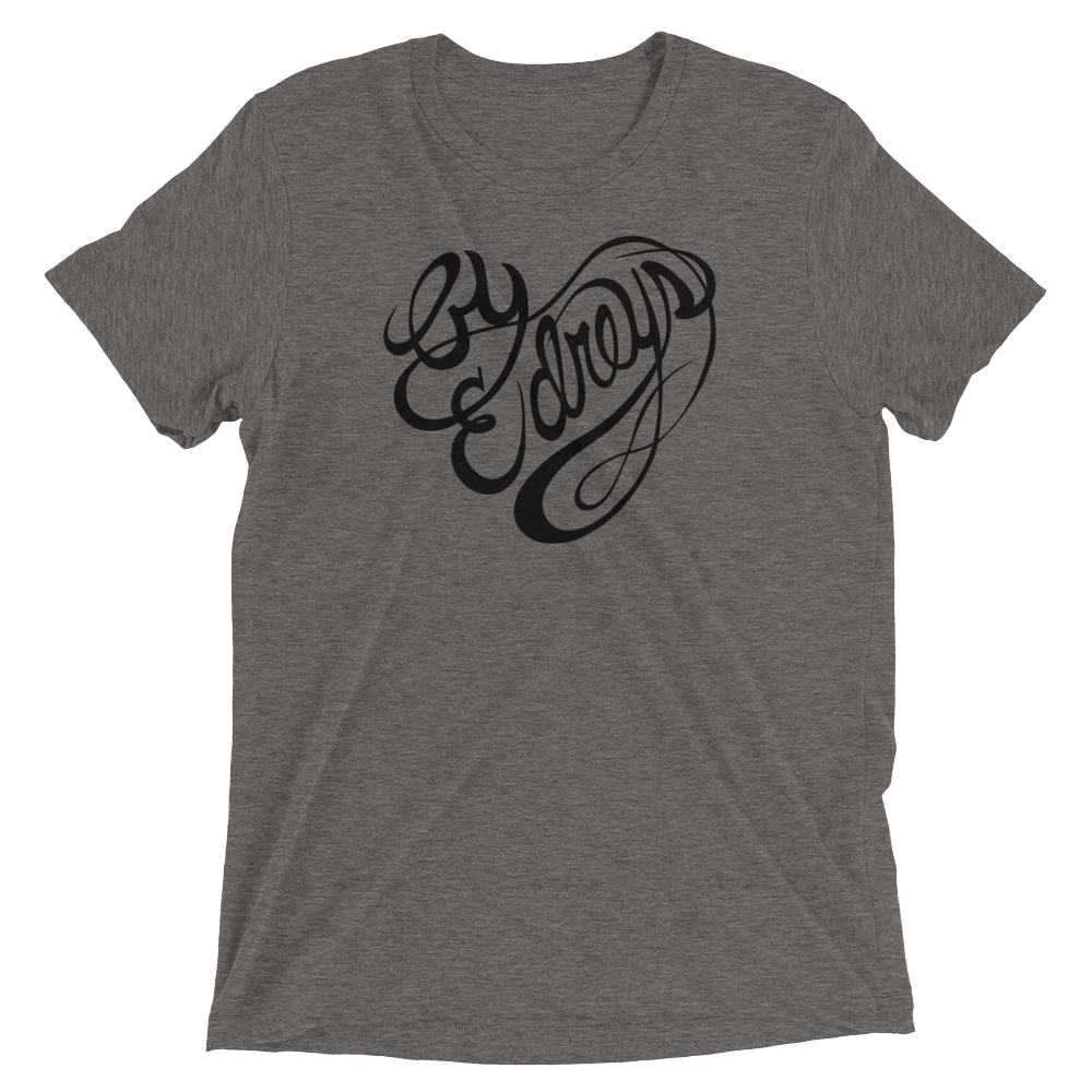 Image of By Edreys logo tee