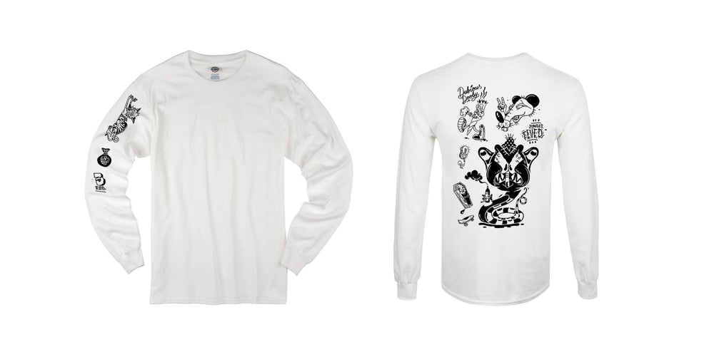 Image of Jungle Fever Long Sleeve