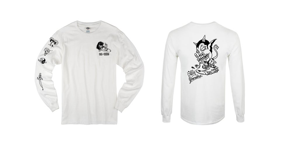 Image of Devil's Day Off Long Sleeve