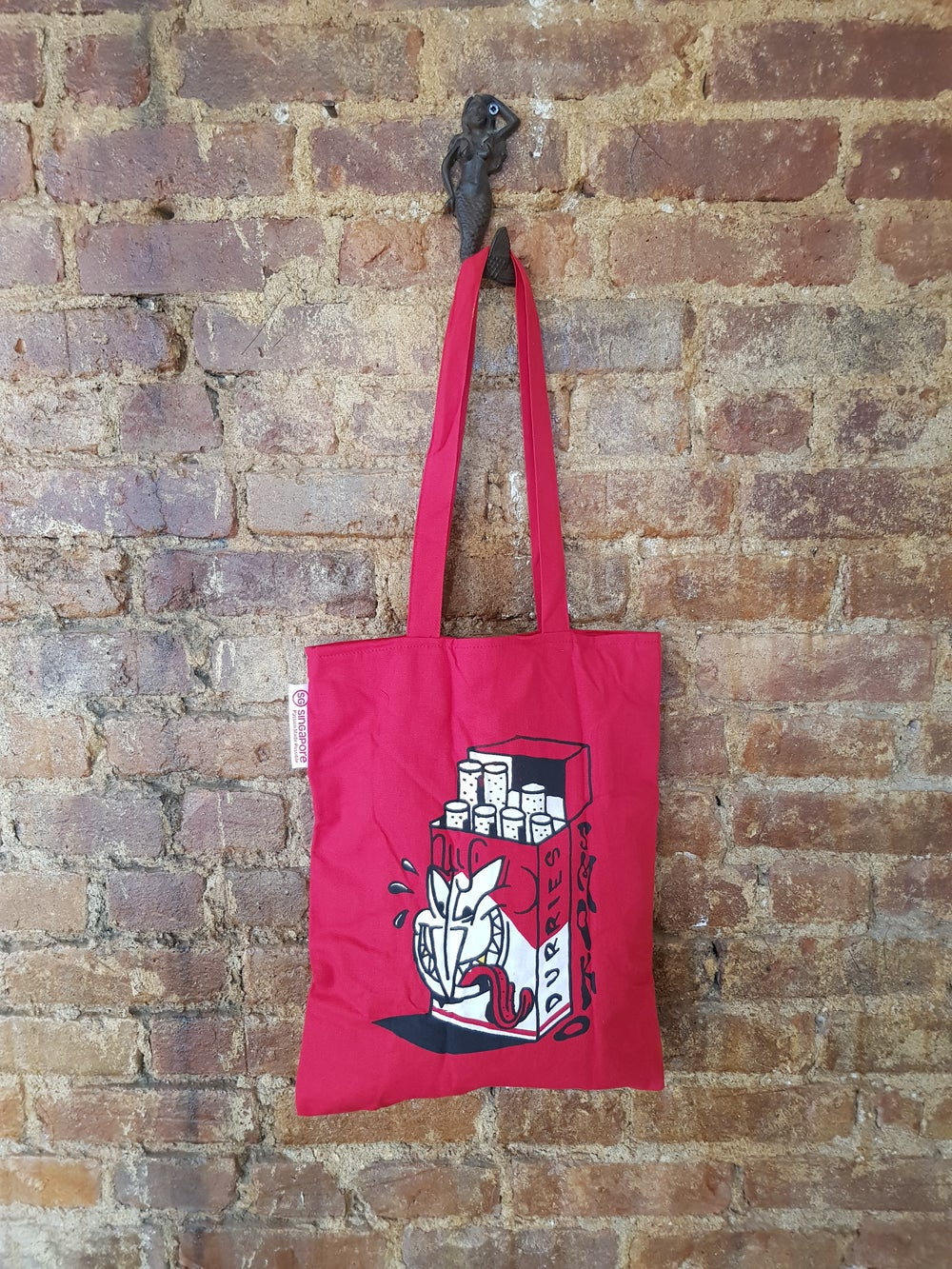Image of Psychotropic Smoko Totebags