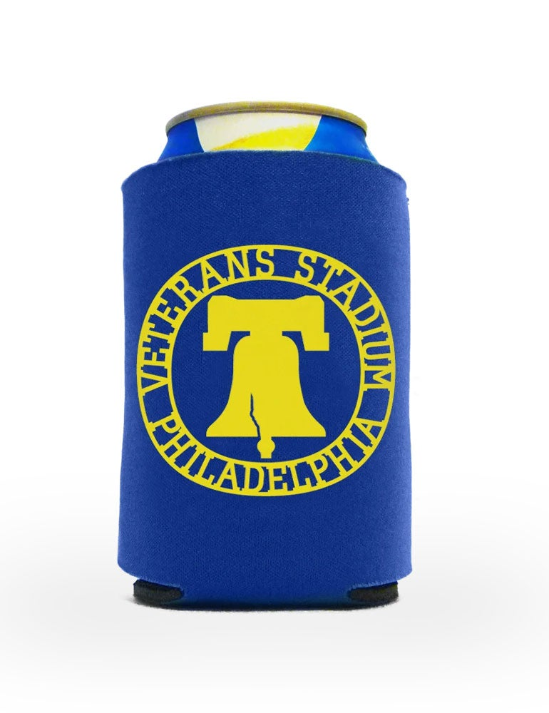 Image of Veterans Stadium Beer Koozie
