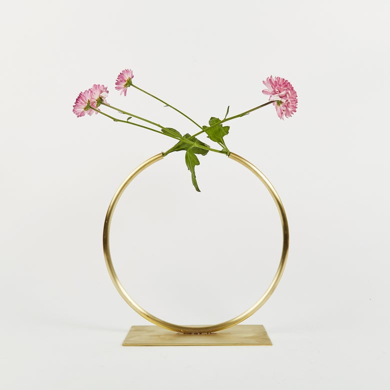 Image of Vase 736 - Almost a Circle Vase