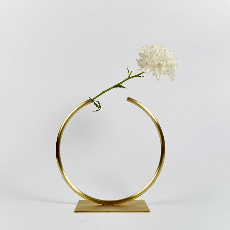 Image of Vase 813 - Almost a Circle Vase