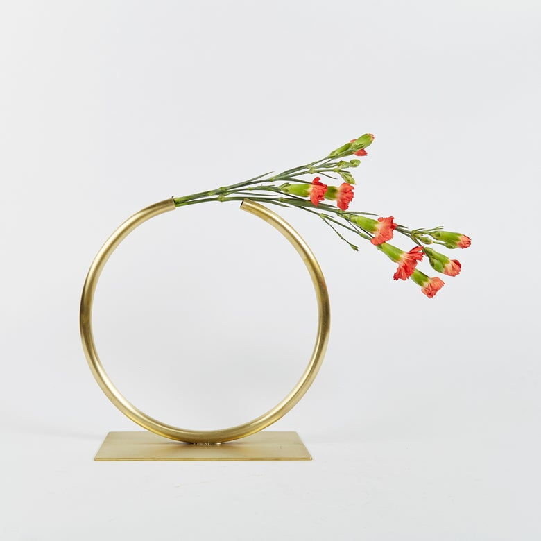 Image of Vase 825 - Almost a Circle Vase