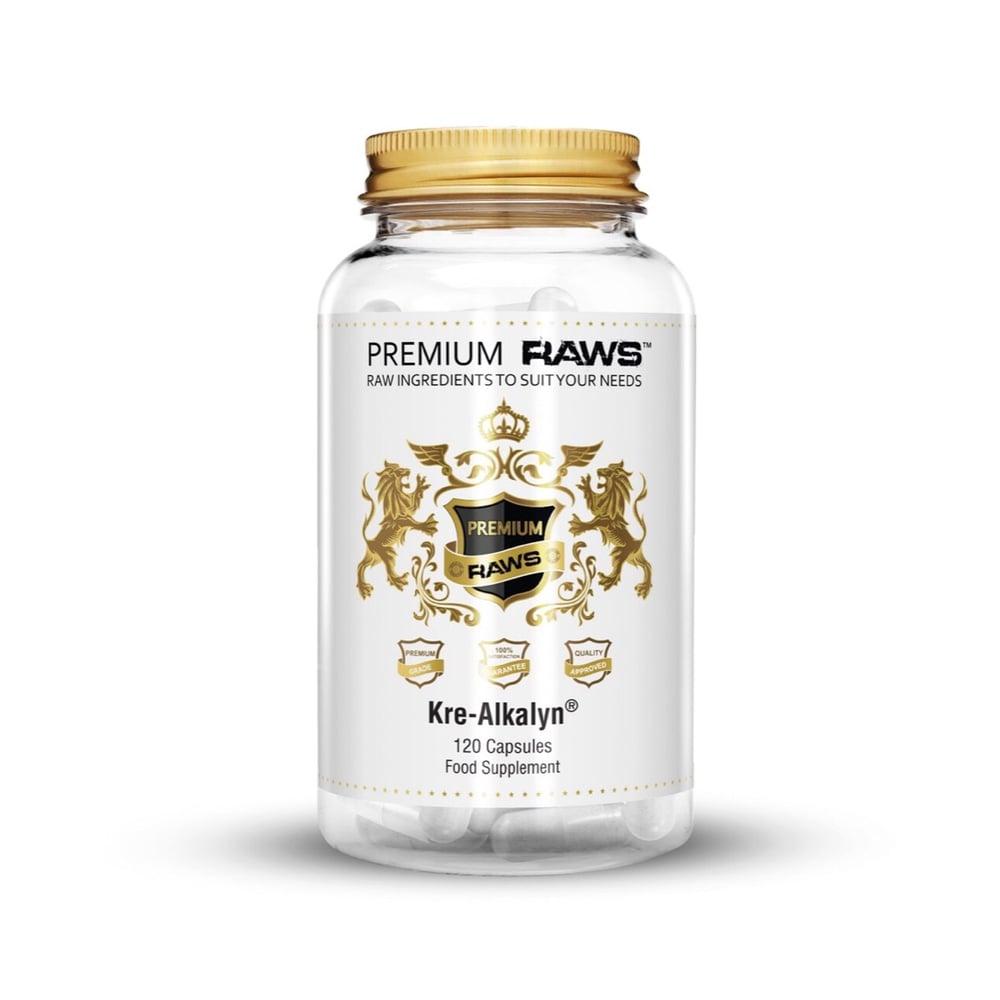 Image of Premium Raws Kre-Alkalyn (120 capsules)