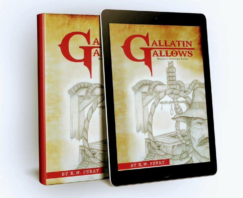Image of Gallatin Gallows (1st Edition/Signed Copy)