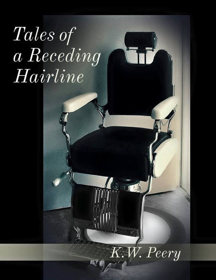 Image of Tales of a Receding Hairline (1st Edition/Signed Copy)