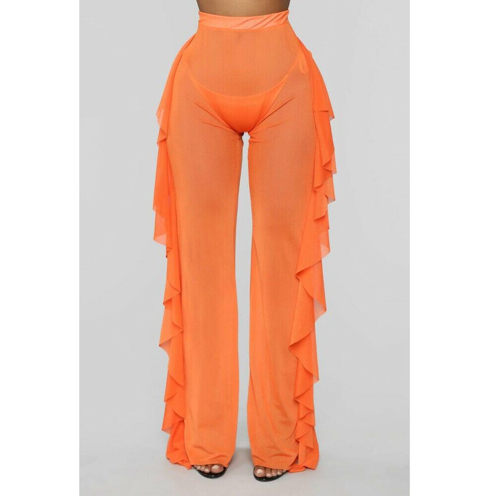 Image of Flare Orange