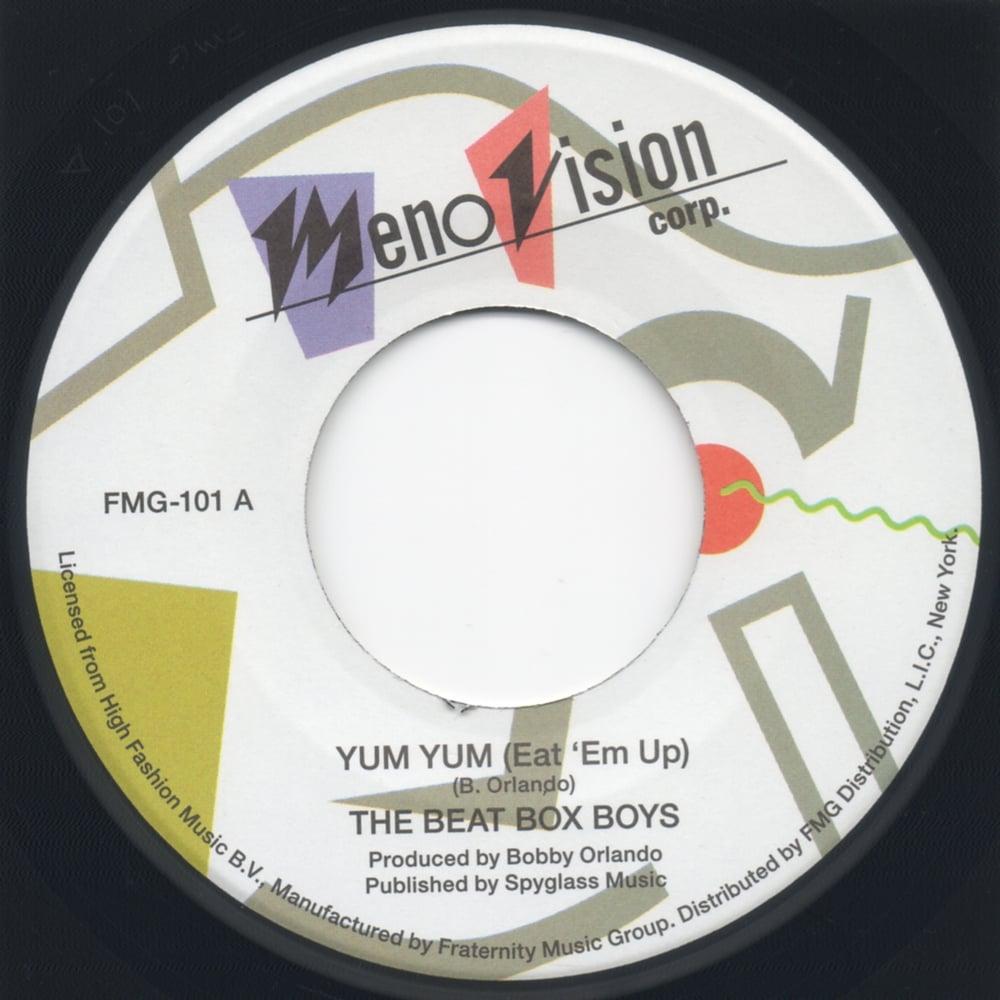 "Image of Yum Yum (Eat Em Up) / Set Me Free (U.B. Dub Edit) - 7"" Vinyl"
