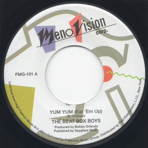 "Image of Yum Yum (Eat Em Up) / Set Me Free (U.B. Dub Edit) - 7"" Vinyl"
