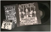 "Image of ATROX - ""Hardcore Against Repression"" Lp + CD"
