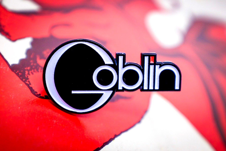 Image of Goblin Logo Enamel Pin