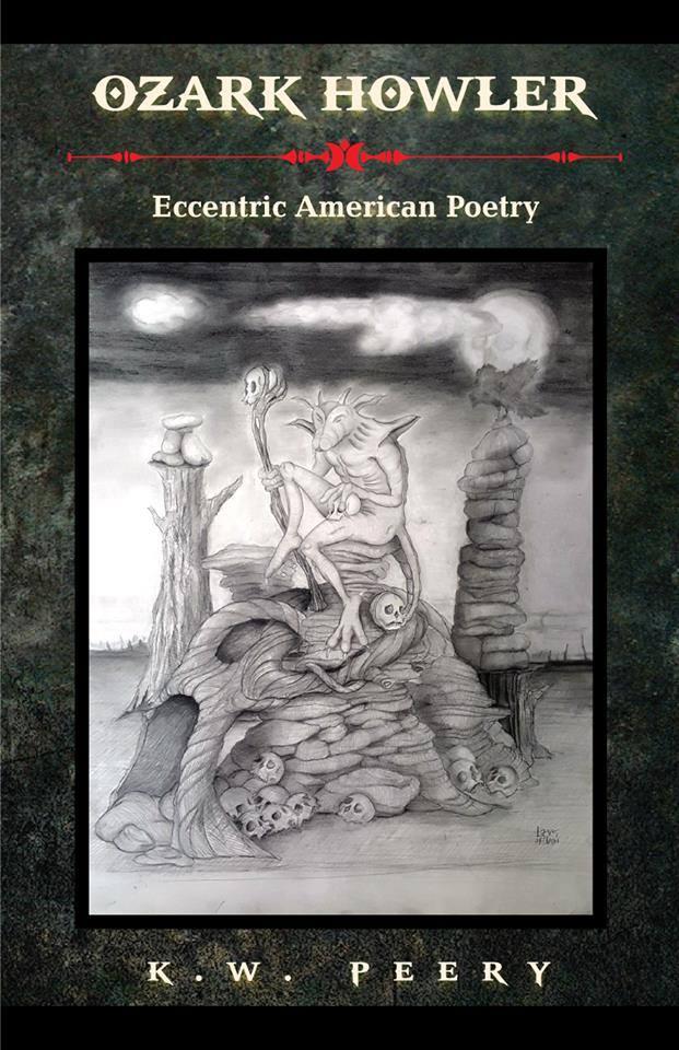 Image of Ozark Howler (Limited Edition Gig Poster) Original Artwork by Bruce McClain