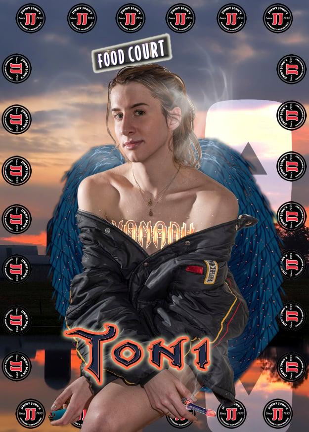 Image of Toni