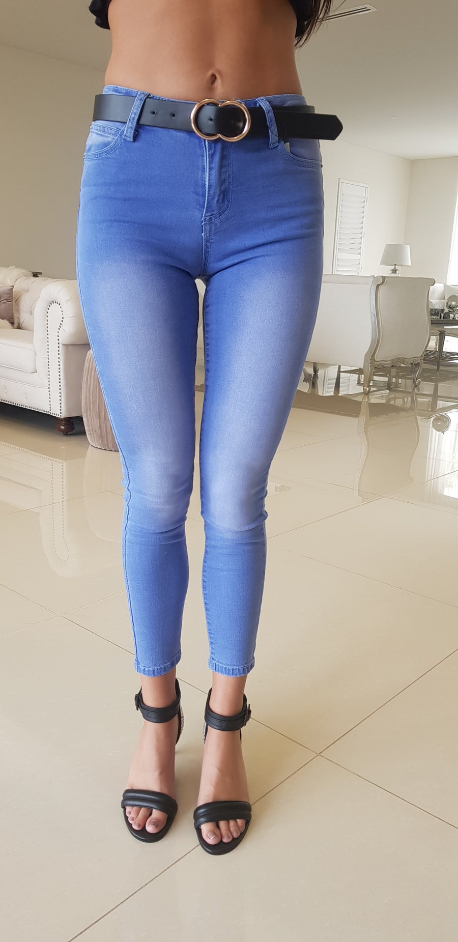 Image of EVIE JEANS