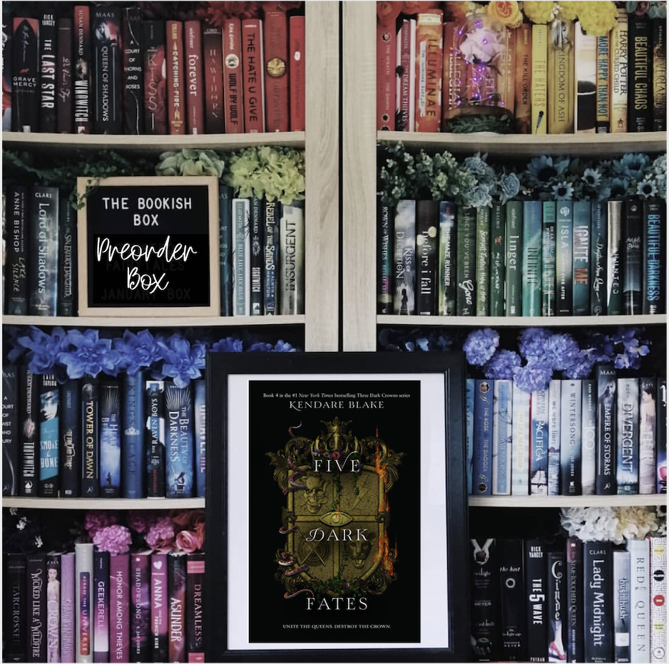 Image of Five Dark Fates Book Only Preorder