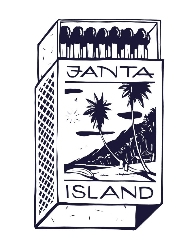 Image of »Janta Island Cut #30«
