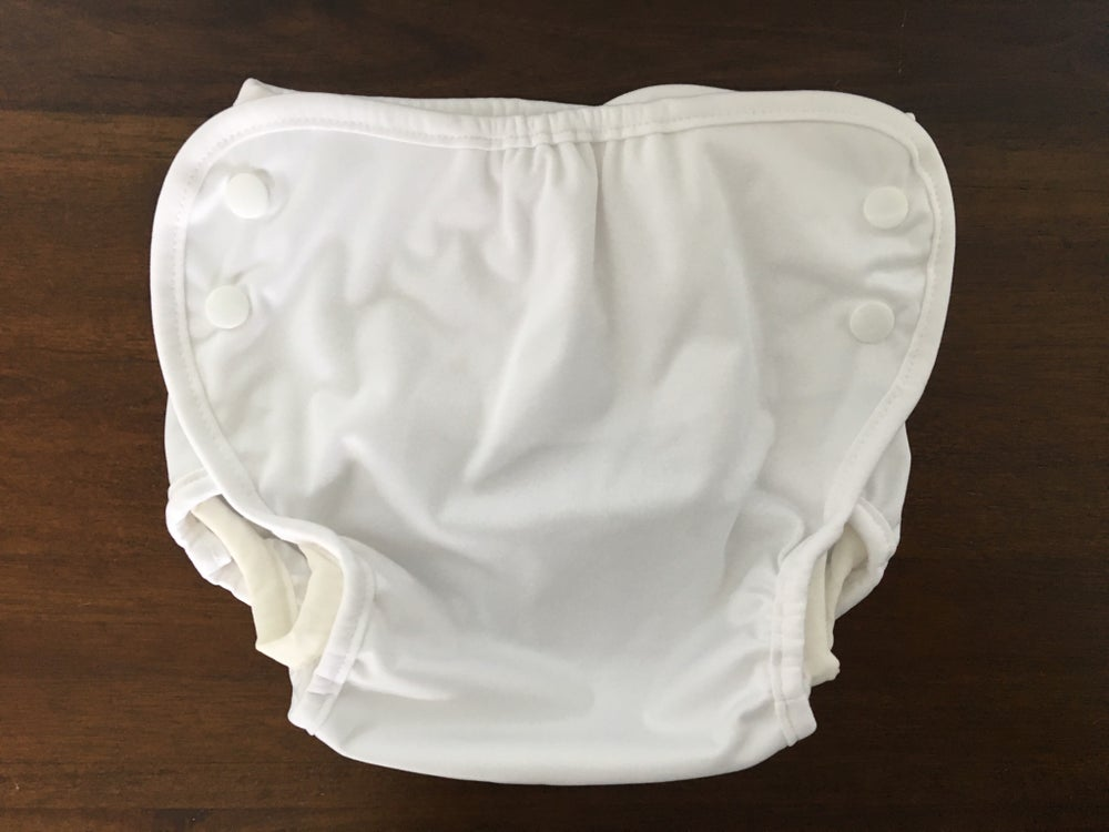 Image of Side Snap Nappy Cover - M / L