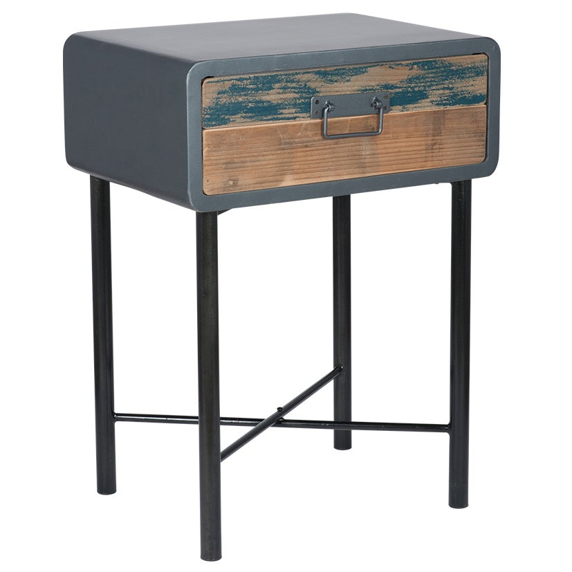 Image of Maritime Bedside Table