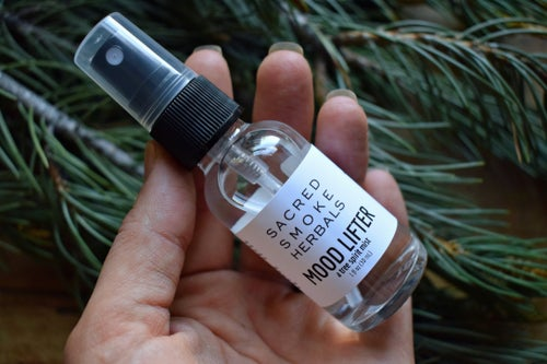 Image of Mood Lifter Tree Spirit Mist | plant spirit medicine